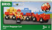 Brio 33893 Airport Baggage Cart